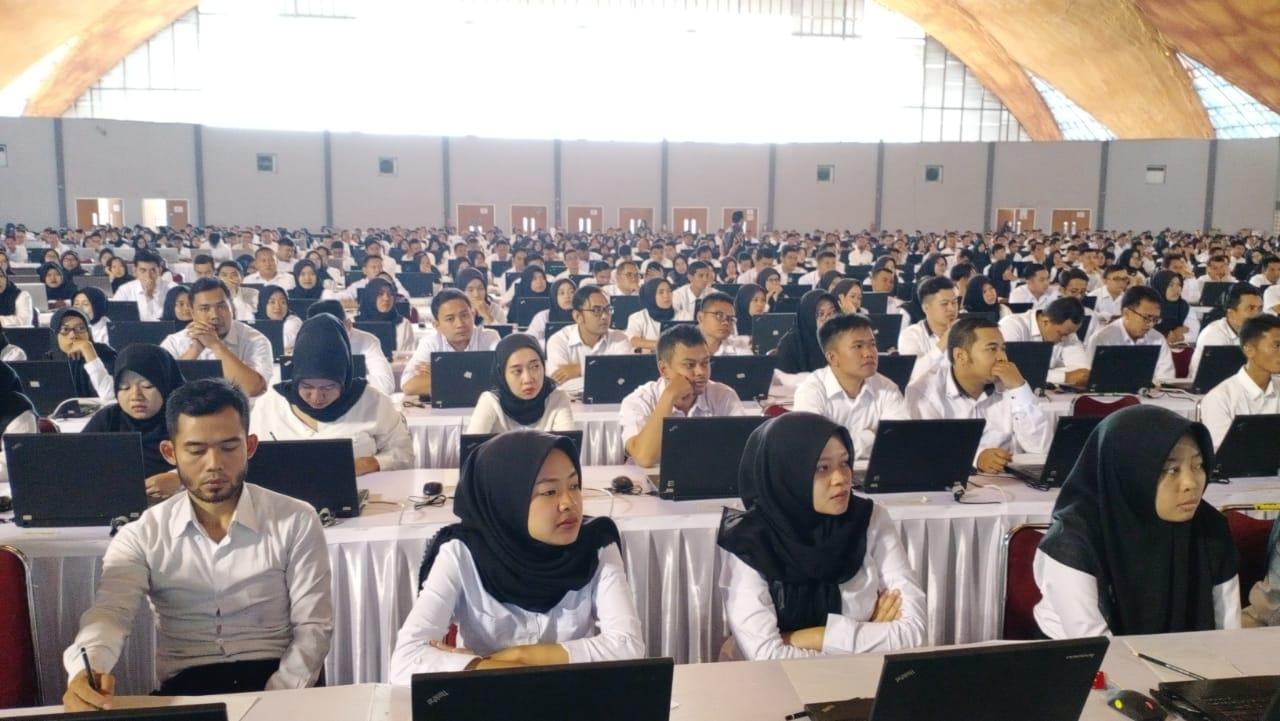 Hasil Seleksi Kompetensi Dasar C P N S Pemerintah Kabupaten Purwakarta